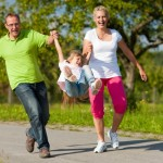 How to find time to exercise more as a family (and why it's so important)