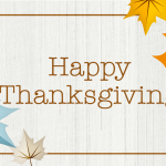 Happy Thanksgiving to the OH Community!