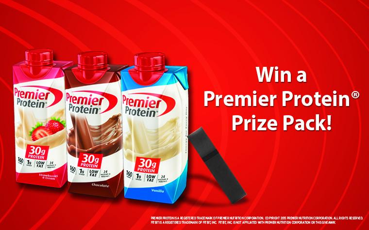 Premier Protein Giveaway December