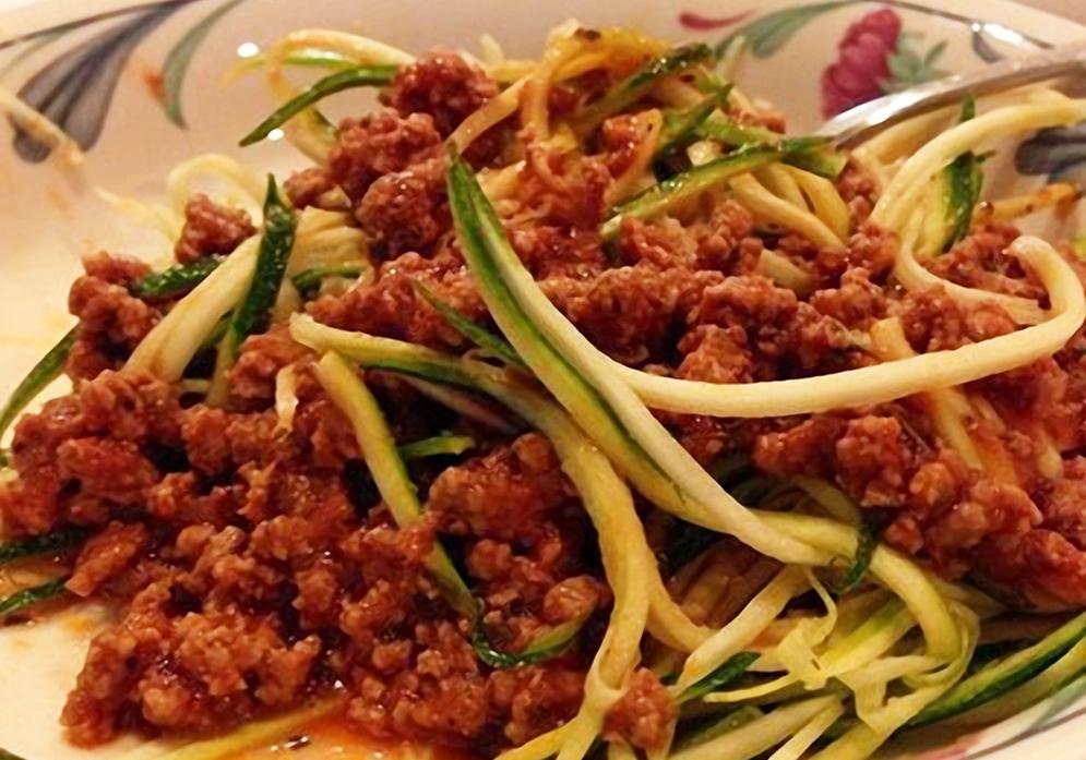 veggi spaghetti