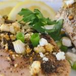 Lemon Feta Chicken Recipe – Only 156 Calories!