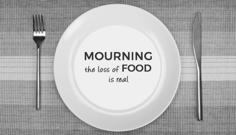 mourning food redo