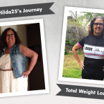 Before & After RNY with Hilda25, losing 120 pounds!