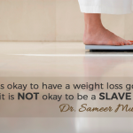 Why Weight? Why Not Health?