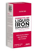Ferretts IPS liquid iron supplement, 8 fl.oz.'s Photo