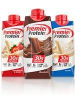 Premier Protein Chocolate Peanut Butter Bar's Photo