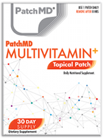 MultiVitamin Plus Topical Patch (30-Day Supply)'s Photo