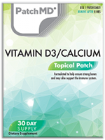 Vitamin D3/Calcium Topical Patch (30-Day Supply)'s Photo