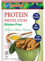 Jalapeno Honey Mustard Protein Pretzel Sticks's Photo