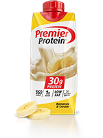 Premier Protein Bananas & Cream Shake's Photo