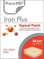Iron Plus TOPICAL PATCH (30-DAY SUPPLY)'s Photo