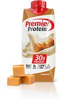 Premier Protein Caramel Shake's Photo