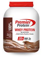 Premier Protein Whey Powder, Chocolate's Photo