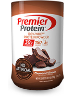 Premier Protein 100% Whey Powder, Chocolate Milkshake's Photo