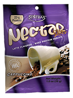 Syntrax Nectar Lattes Whey Protein Isolate, Cappuccino's Photo