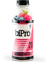 BiPro Protein Water, Berry Burst's Photo