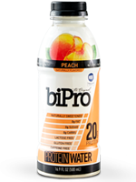 BiPro Protein Water, Peach's Photo