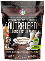 Nutralean Prebiotic Protein Powder | Coffee Mocha's Photo