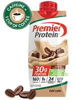 Premier Protein Café Latte Shake's Photo