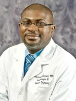 Ayotunde Adeyeri Bariatric Surgeon Picture
