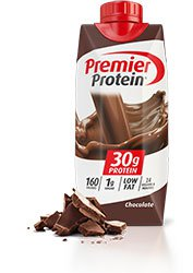 Premier Protein Chocolate Shake 110z Bottle