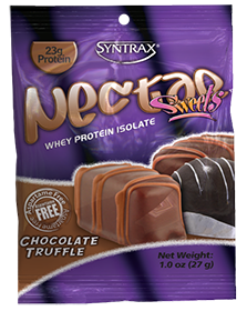 Syntrax Nectar Sweets Whey Protein Isolate, Chocolate Truffle