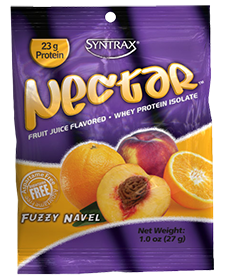 Syntrax Nectar Whey Protein Isolate, Fuzzy Navel