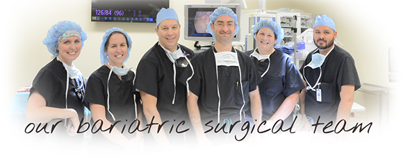 Our Bariatric Surgical Team