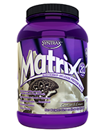 Syntrax Matrix Whey Protein Blend, Cookies & Cream