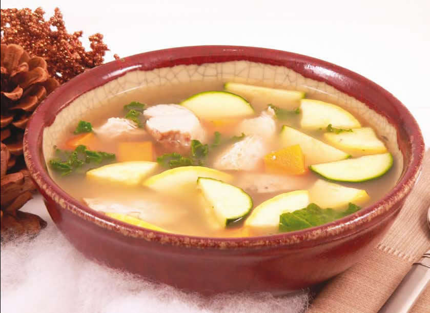 Chicken Soup-for-the-Spirit