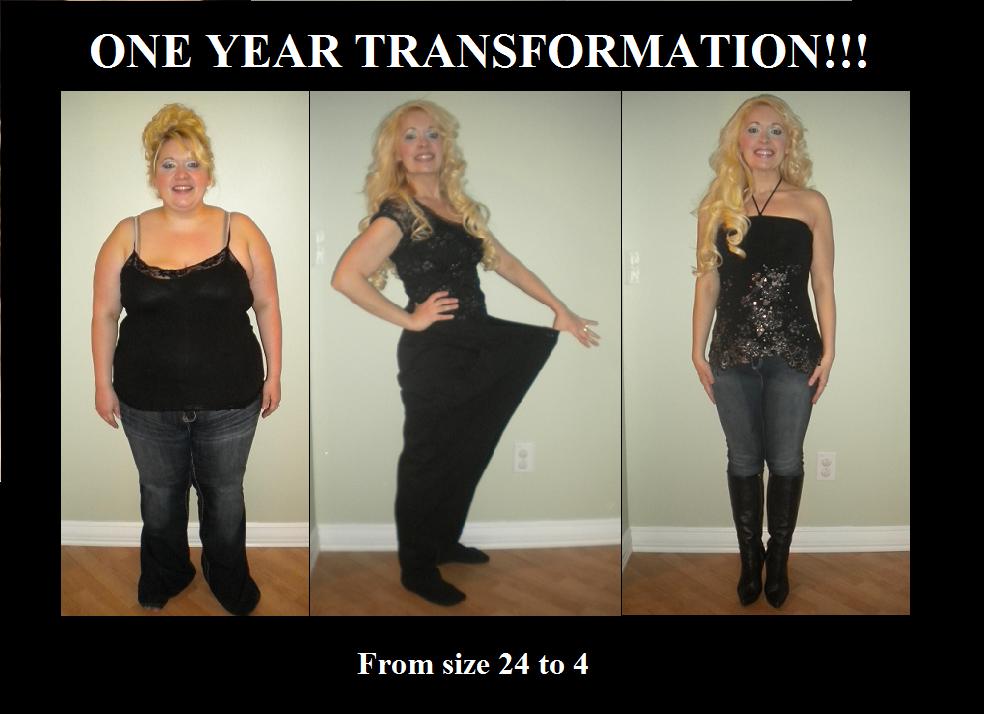 yr transformation!!!