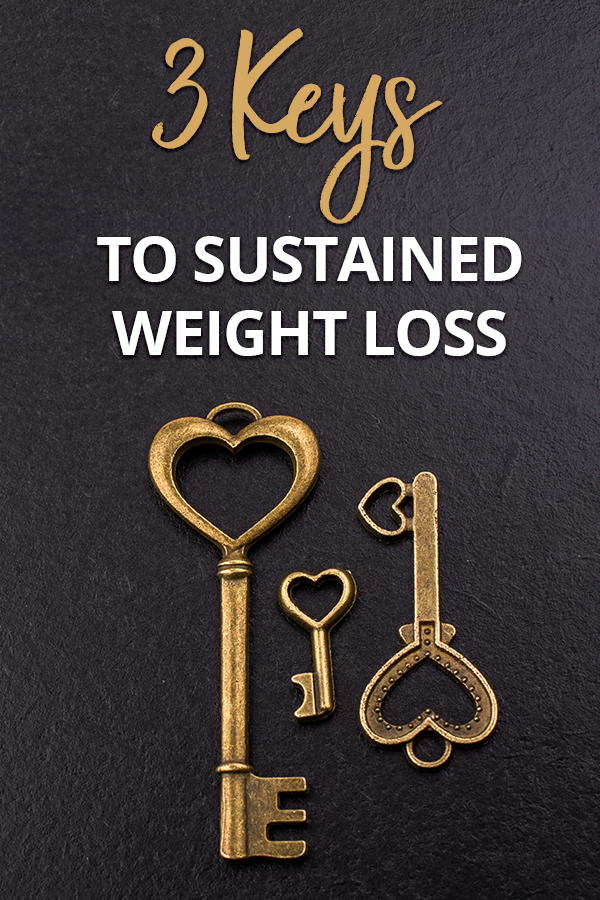Keys To Sustained Weight Loss