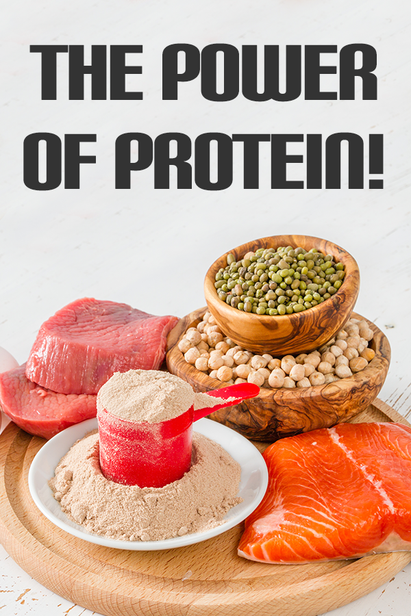 Power of Protein