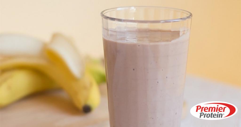 Monkey Peanut Butter Shake Recipe 2