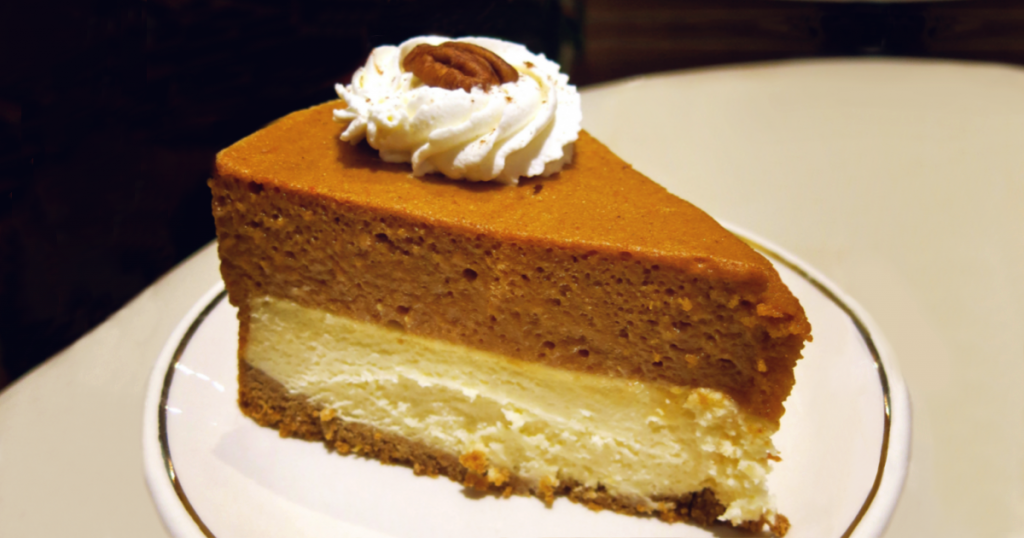 Delicious Double Layer Pumpkin Pie Recipe