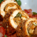 Chicken Chile Relleno Rolls Recipe – 30g of Protein!