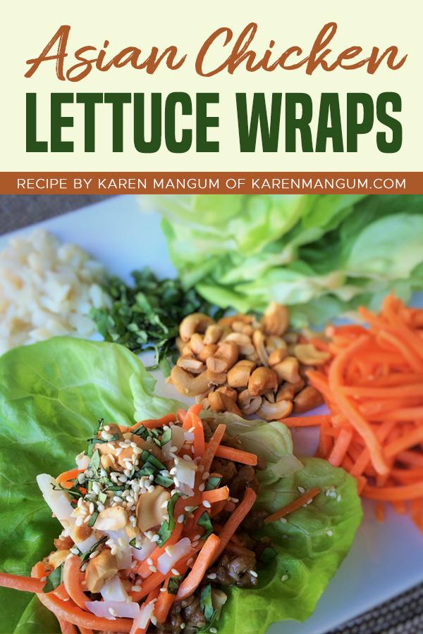Pinterest Asian Chicken Lettuce Wraps