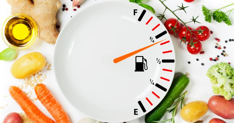Make the Mental Shift, Food As Fuel