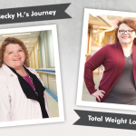 """Before & After Gastric Sleeve with Becky H. as a """"new woman"""""""