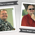 Before & After RNY with Tim, losing 350 pounds!