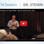 OH2016 Session with Dr. Steven Reyes – Now You See Me, Now I Don't