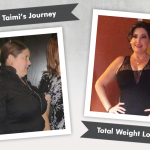 Before & After VSG with Taimi, losing 90 pounds!