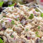 Cranberry & Tarragon Tuna Salad Recipe