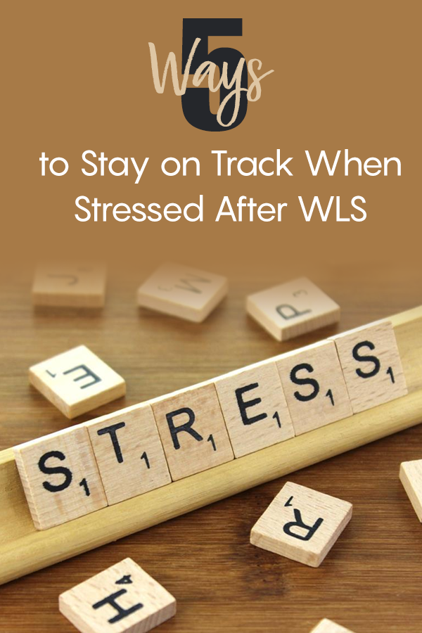 Pinterest stay on track when stressed