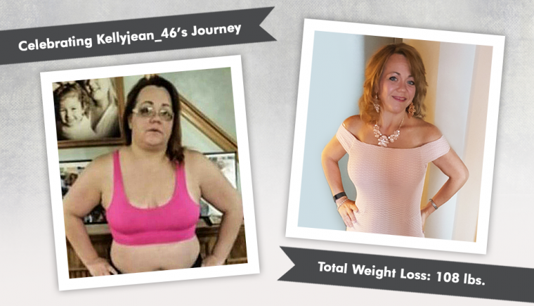 Before AfterVSGwithKellyjean_46 losing 108 pounds