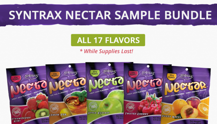Syntrax Nectar Samples Bundle 2