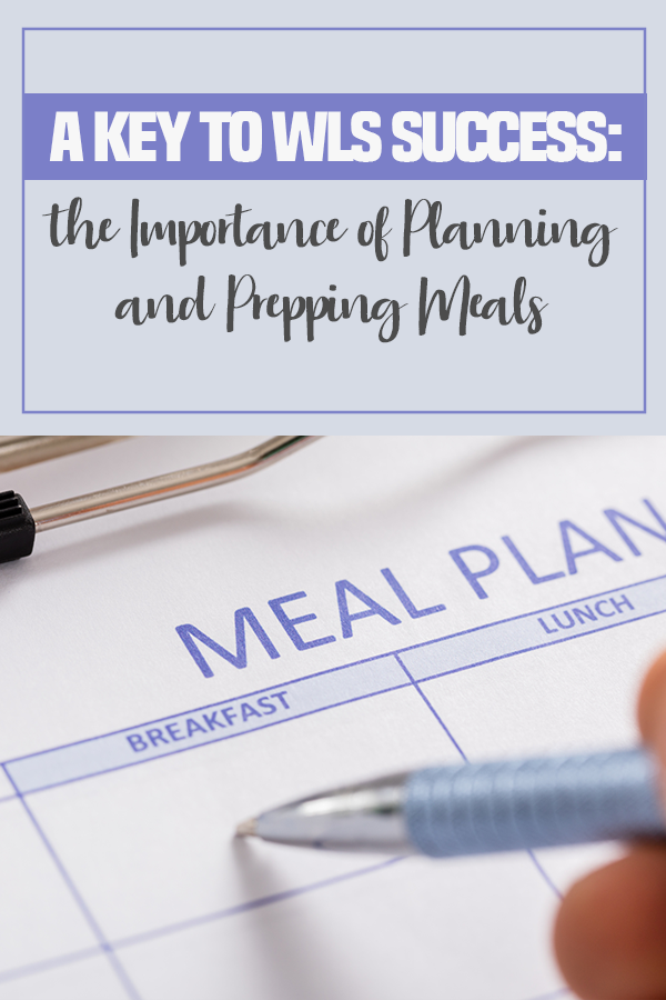 Planning and Prepping Meals