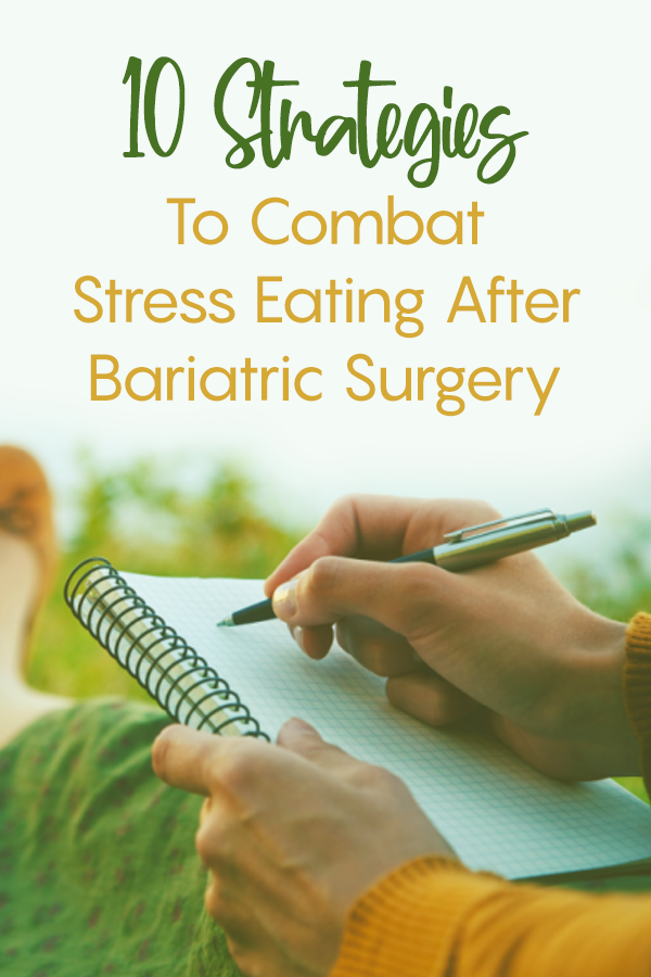 Stress Eating After Bariatric Surgery