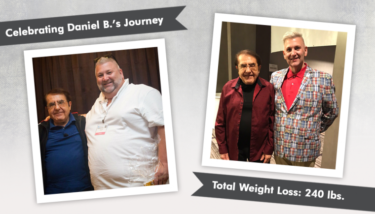 Before After RNY With Daniel B Losing 240 Lbs