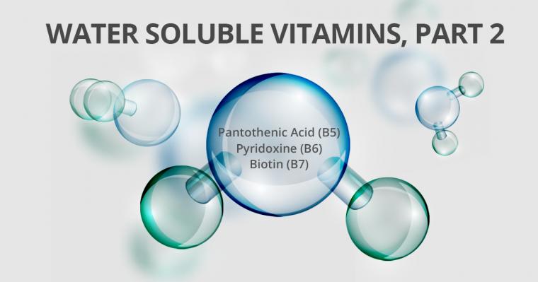 Water Soluble Vitamins 2